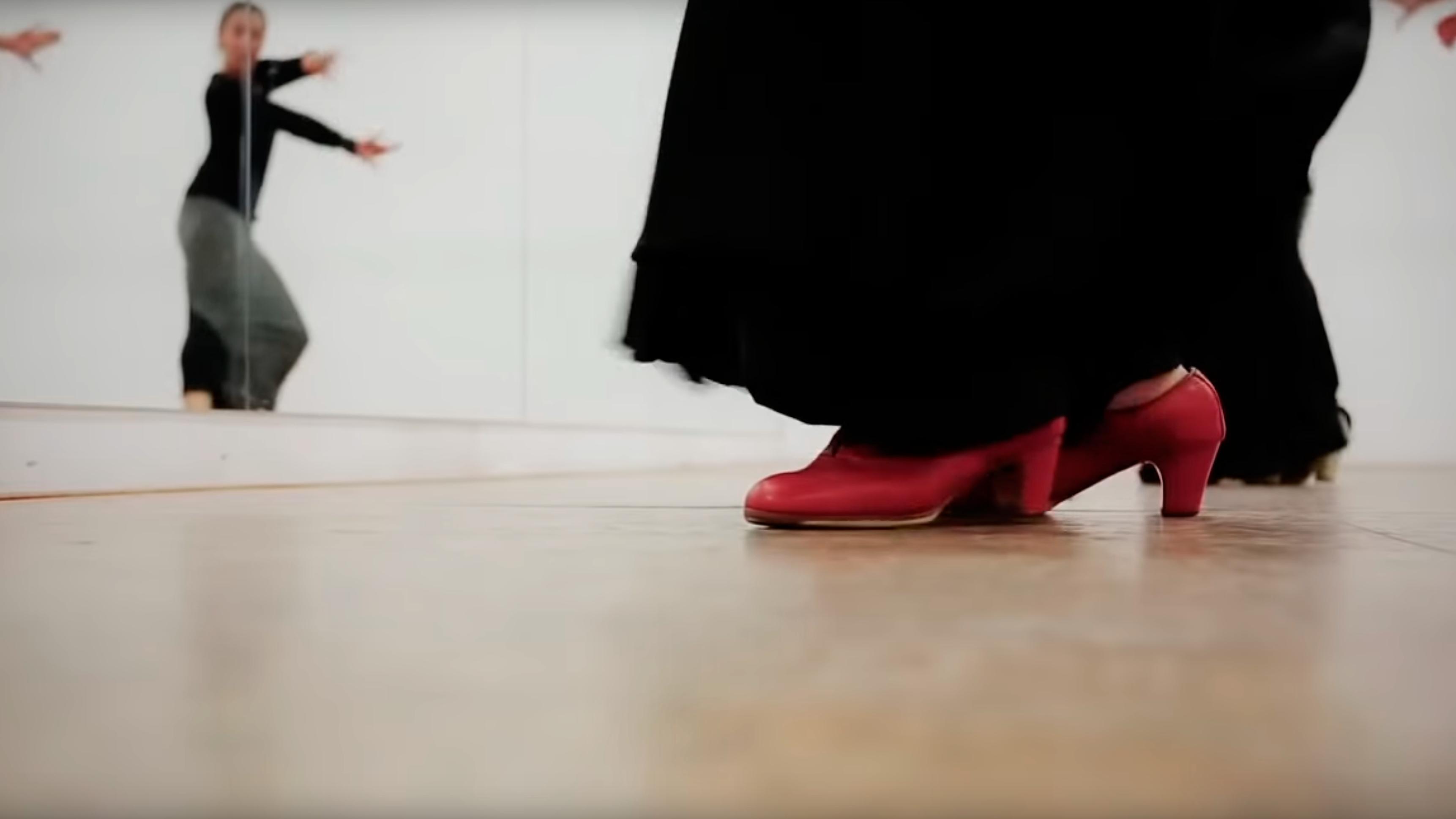 Clase de Tango Flamenco Danza