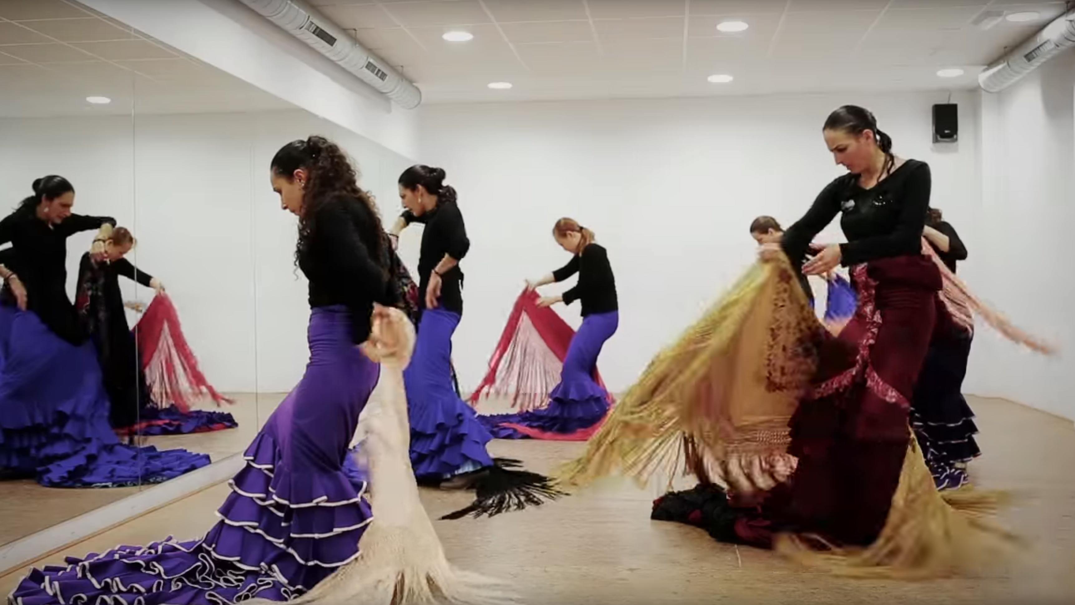 Conoce Flamenco Danza Estudio