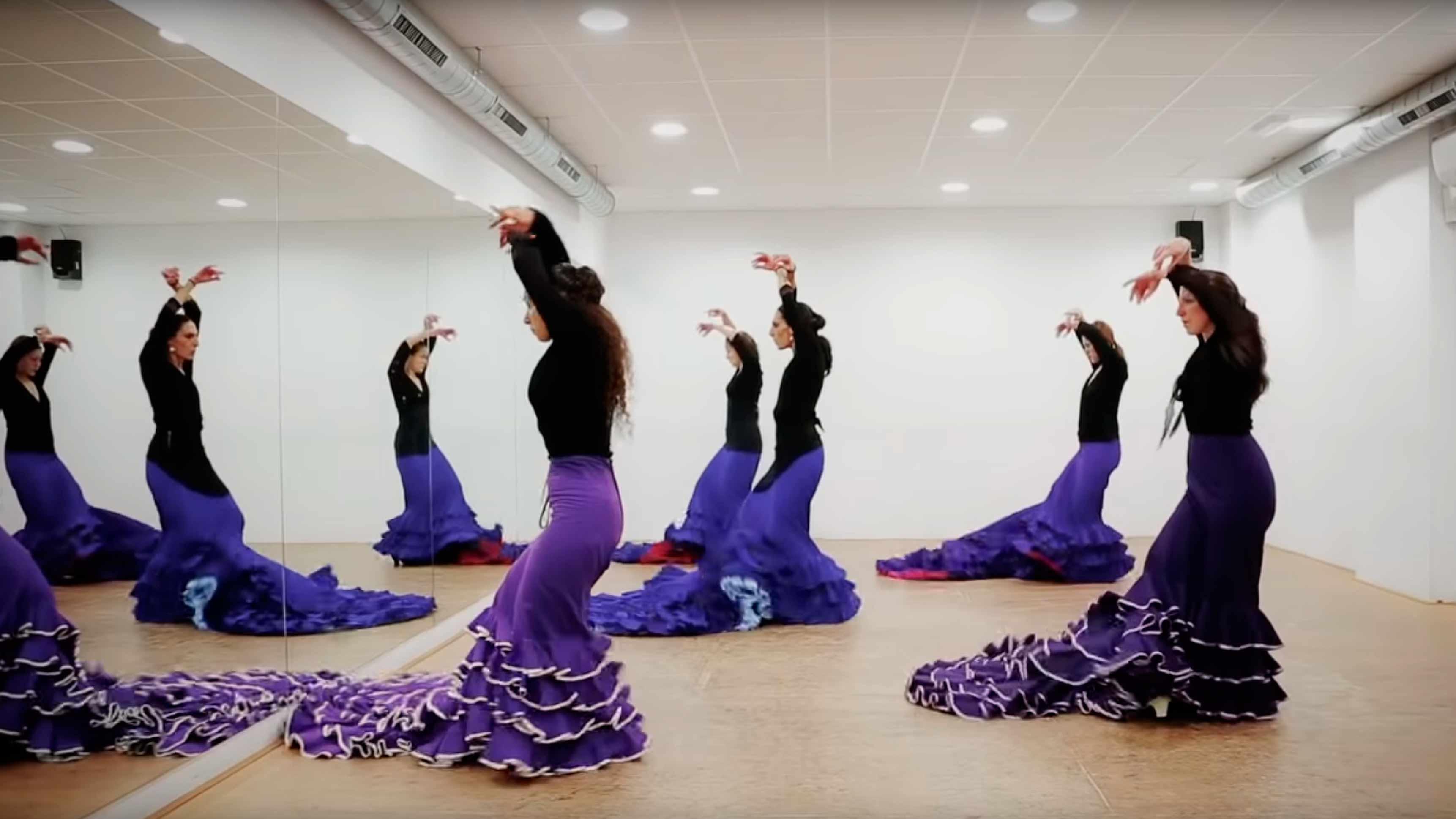 Seguiriya en Flamenco Danza