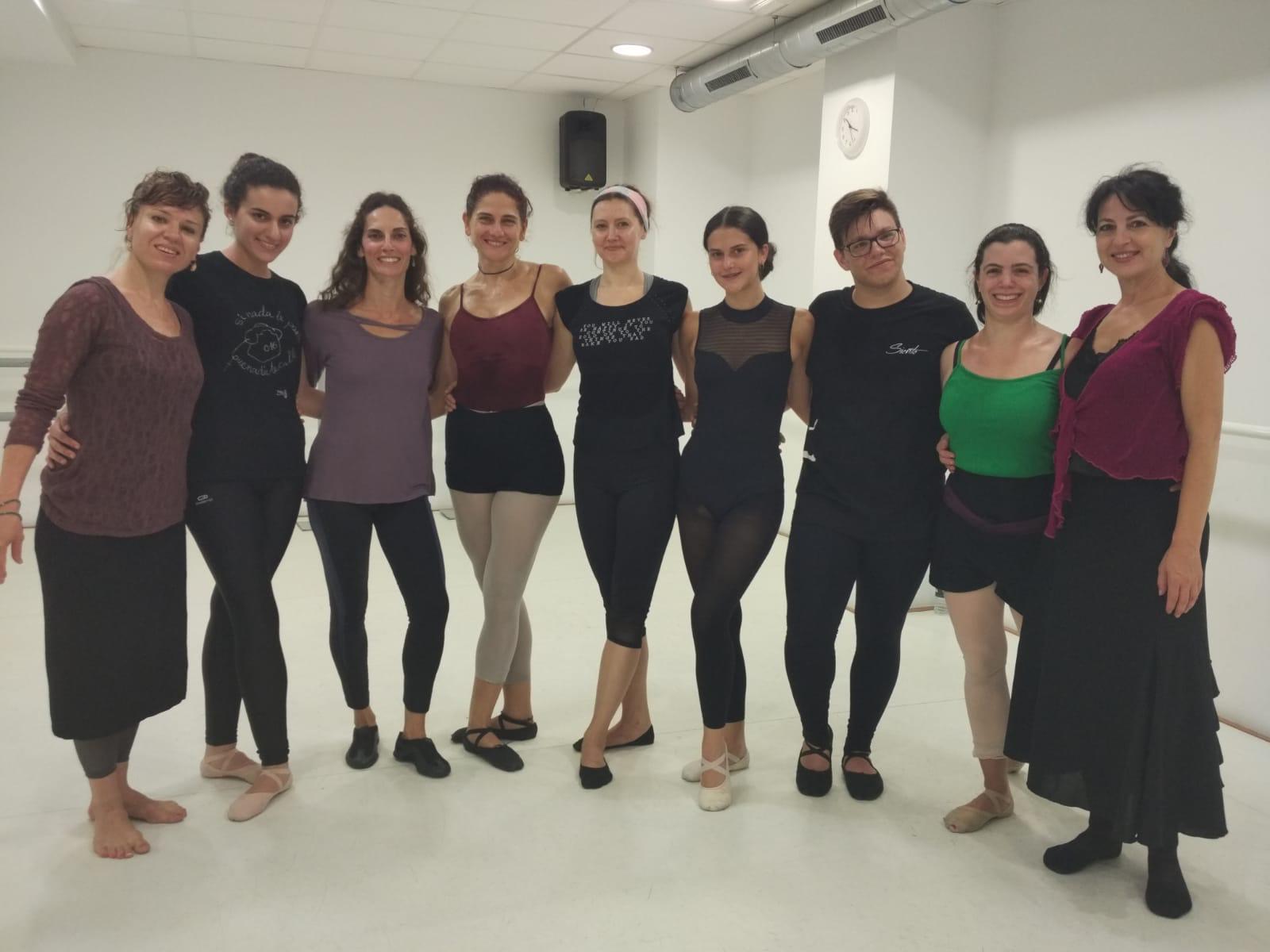Clases de ballet en Sevilla Flamenco Danza (1)