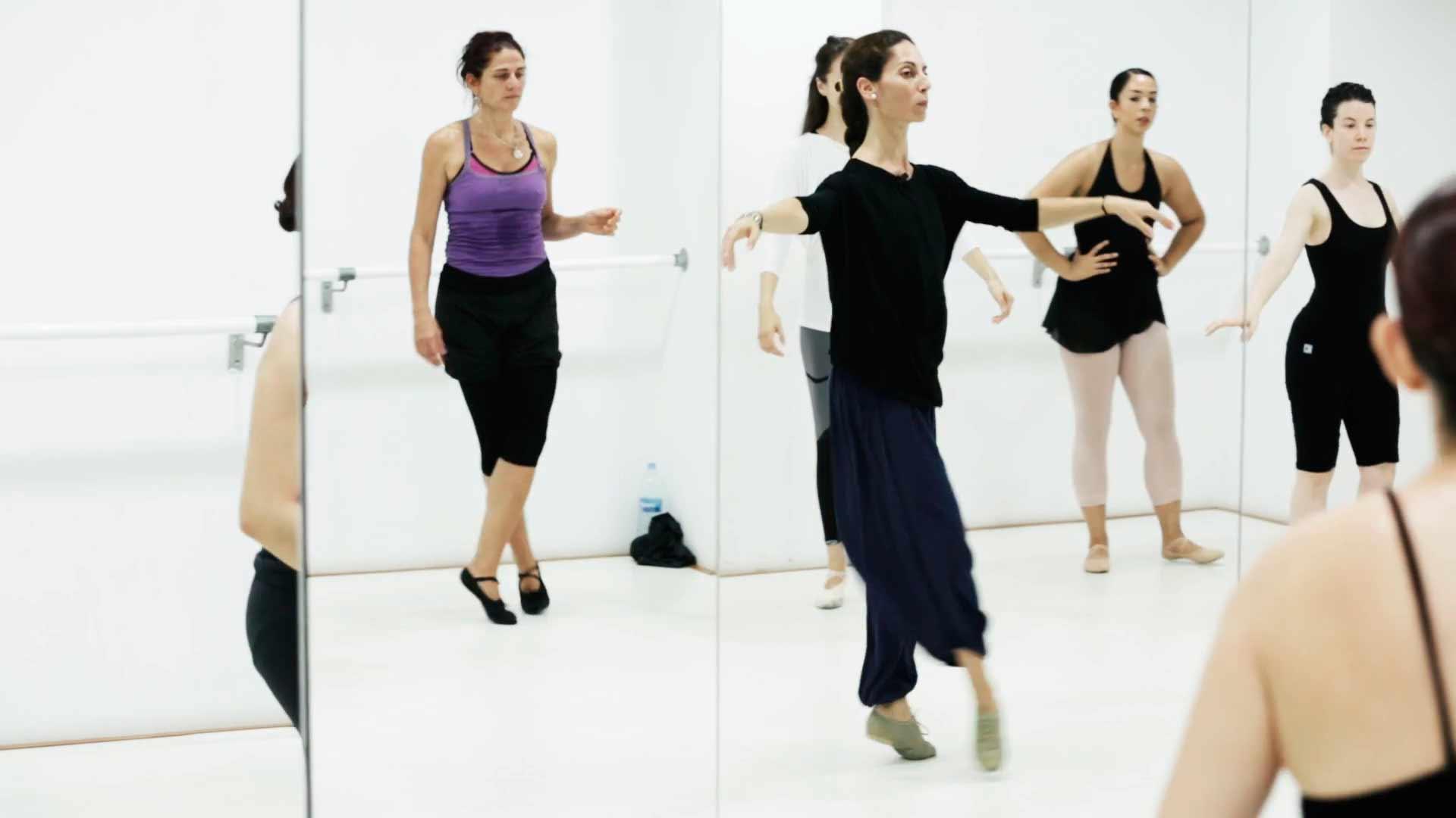 Clases de ballet en Sevilla Flamenco Danza (7)