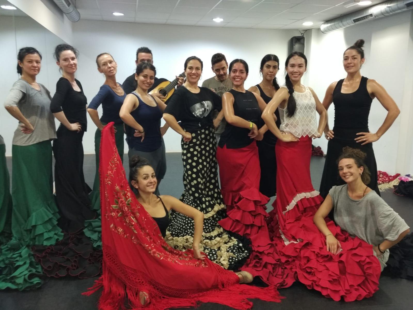 Flamenco Danza Clases Baile Sevilla (1)
