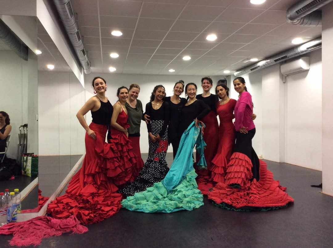 Flamenco Danza Clases Baile Sevilla (11)