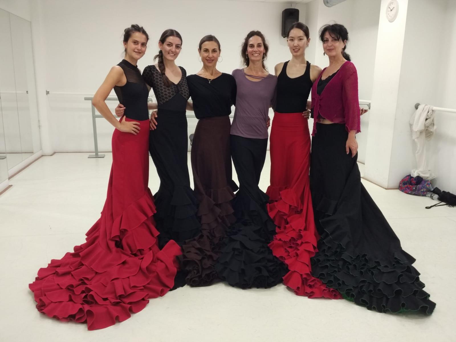 Flamenco Danza Clases Baile Sevilla (2)