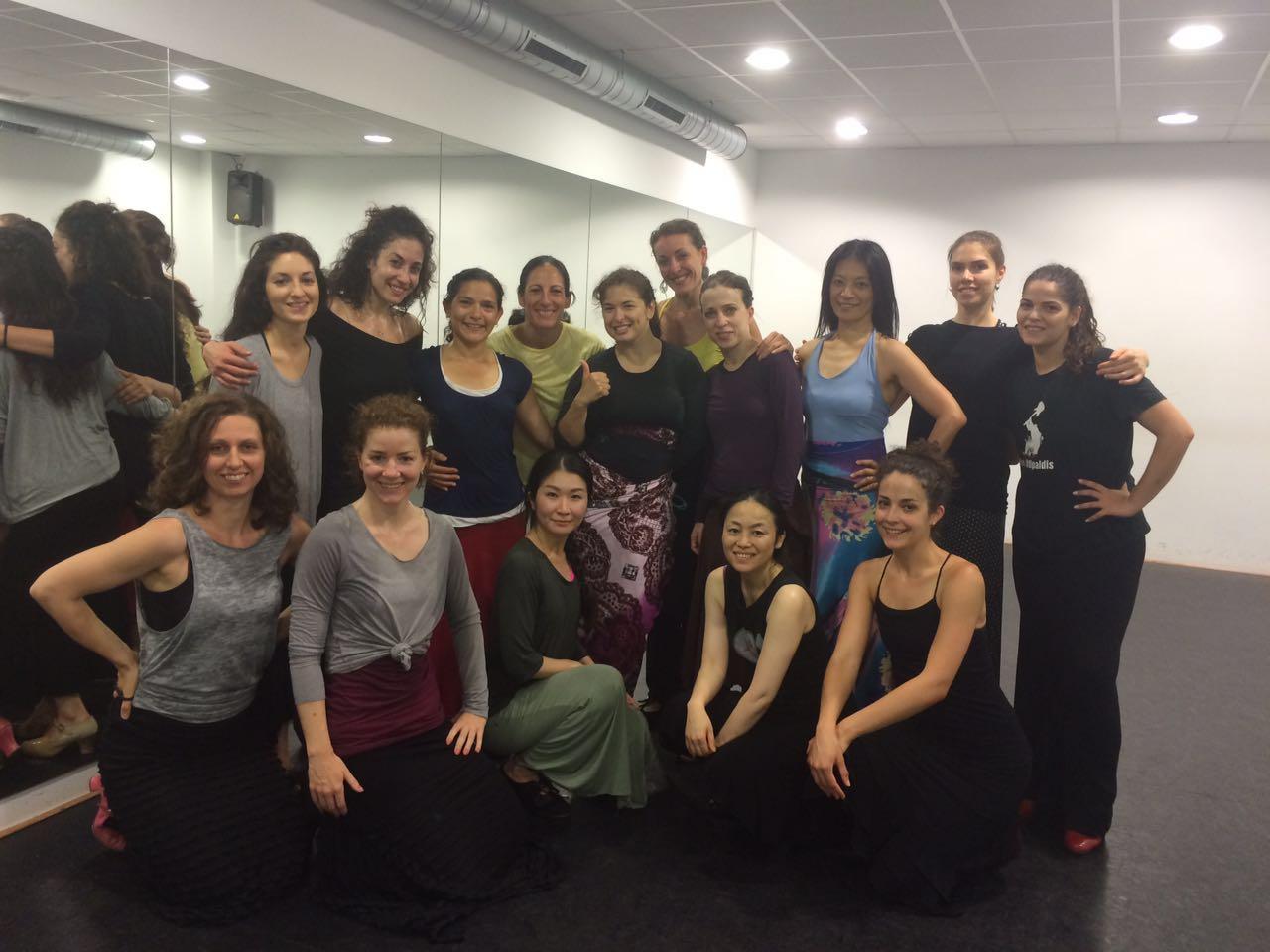 Flamenco Danza Clases Baile Sevilla (9)